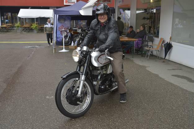 Historische Motorräder