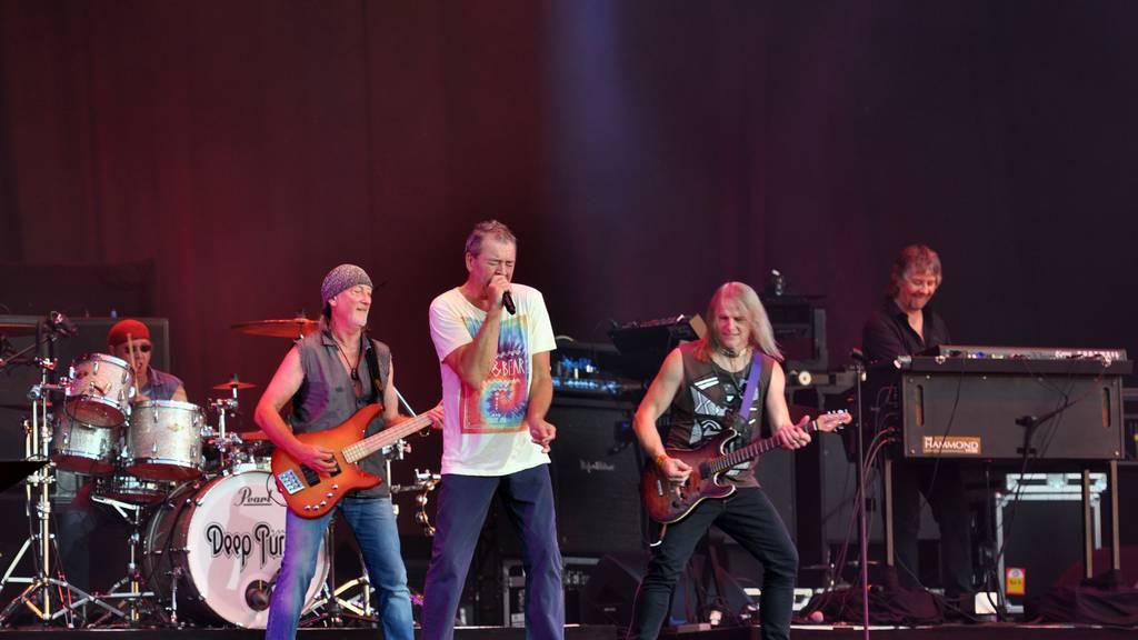 Rock meets Classic: Deep Purple, REO Speedwagon und Loverboy