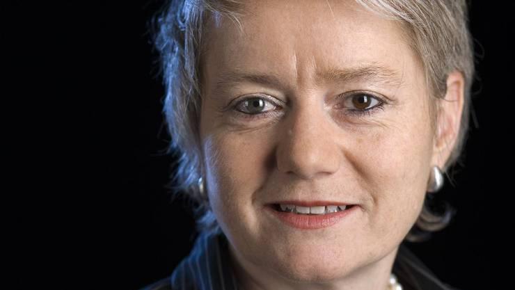 Jaqueline Fehr möchte eine zweite Legislatur als Regierungsrätin antreten.