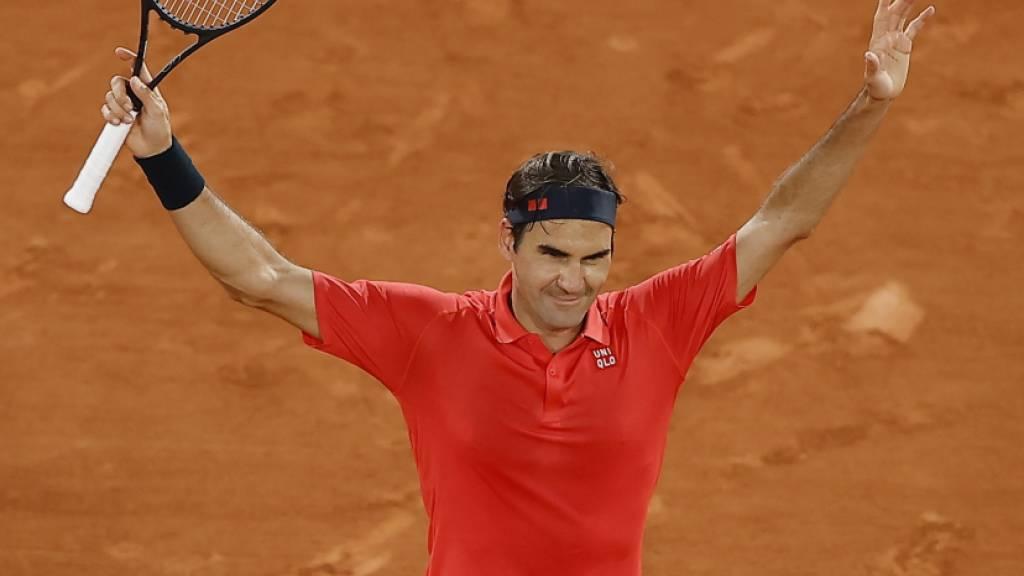 Federer gibt Forfait
