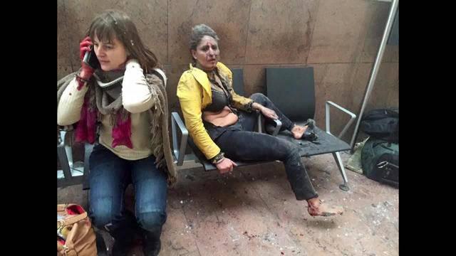 Brüssel: IS für Anschlagsserie verantwortlich?