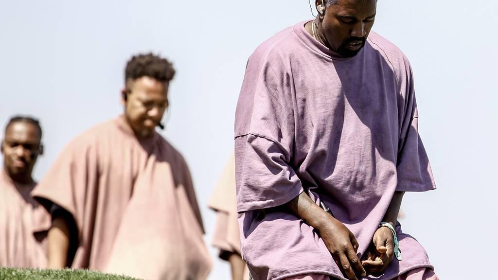 «Jesus is King»: Kanye West ist jetzt Christ