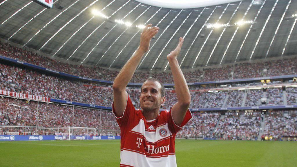 Lukrative EM: Der ehemalige deutsche Nationalspieler Mehmet Scholl soll als Fussball-Experte Millionen verdienen. (Archiv)