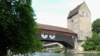 Brücken in der Region Baden