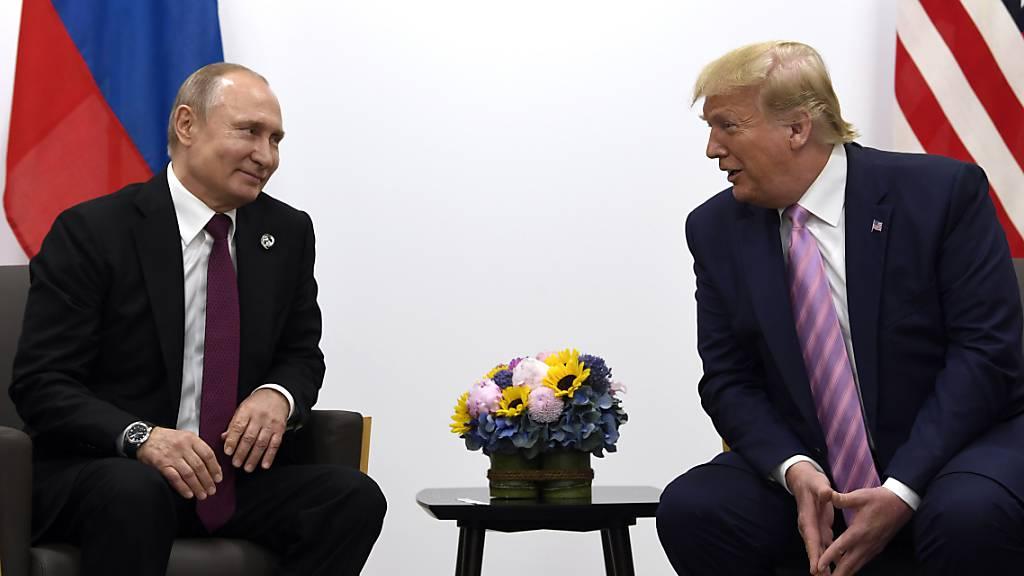 Russland und USA führen Abrüstungsgespräche am 22. Juni