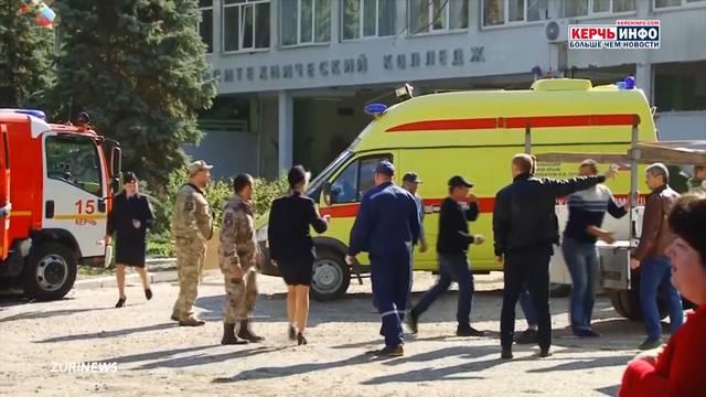 Amoklauf in Schule fordert 10 Tote und 70 Verletzte