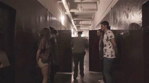 Ausbrechen unmöglich: Übernachten im Gefängnis-Hotel