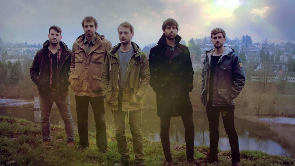 The Espionne: Junge Luzerner Band startet durch