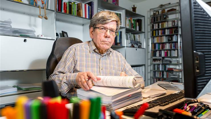«Für unsere älteren Mitbürger wird das eine herbe Enttäuschung sein», schreibt Werner Weibel der Aargauer Gesundheitsvorsteherin Susanne Hochuli.Sandra Ardizzone