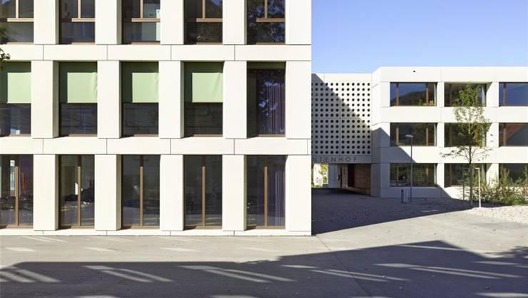 Das Schulhaus Zehntenhof in Wettingen muss erweitert werden – wegen des Lehrplans 21.