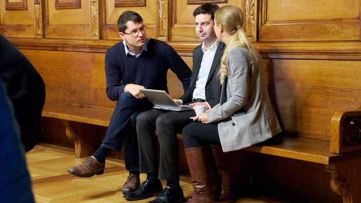 Mit gerade mal drei Parlamentariern steht die Basler GLP aktuell so schwach da, wie noch nie in ihrer jungen Geschichte.