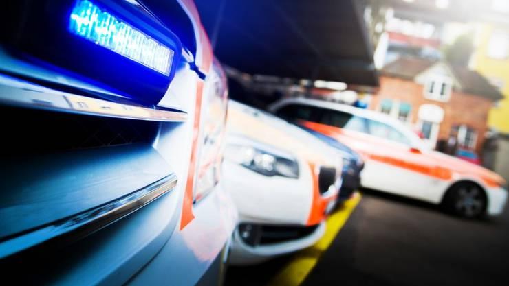 Die Stadtpolizei Winterthur hat zei Jugentliche Verhaftet. (Archivbild)
