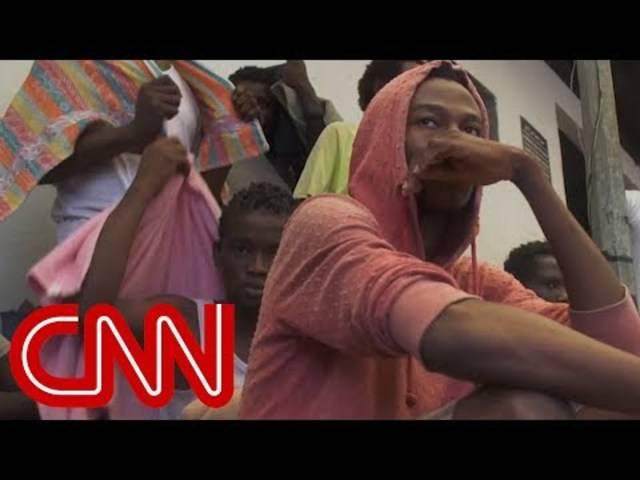 Der CNN-Beitrag über die Sklaven-Auktion in Libyen (Englisch)