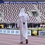 Die Leichtathletik-Weltmeisterschaften im Khalifa-Stadion von Doha sind ein weiteres Prestigeprojekt der Katarer.
