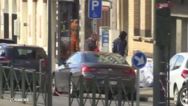 Brüssel: Mehrere Personen verhaftet