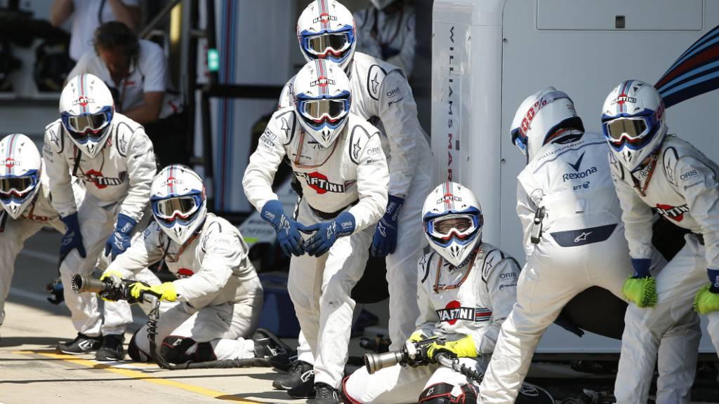 Formel-1-Notplan wackelt wegen Quarantäne-Zwang in England