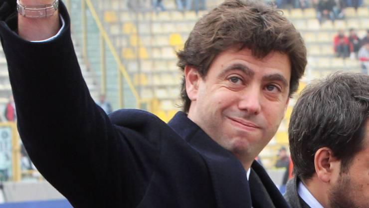 Erhält im Moment nicht viel Applaus von anderen Klubs in Europa: Andrea Agnelli, Präsident von Juventus Turin und der European Club Association (ECA)