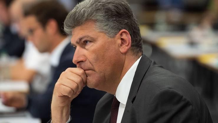 Boris Tschirky, Gemeindepräsident von Gaiserwald.