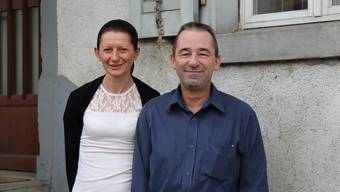 Barbara Widz und Rolf Sutter führen neu das Restaurant Waage.