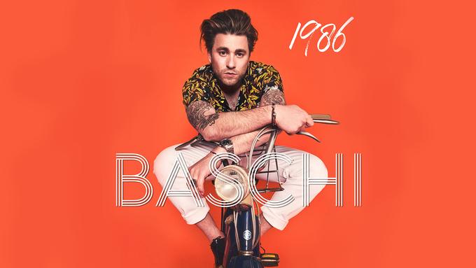 Gewinne exklusiv mit dem Radio 24 Newsletter Tickets für das Baschi-Konzert