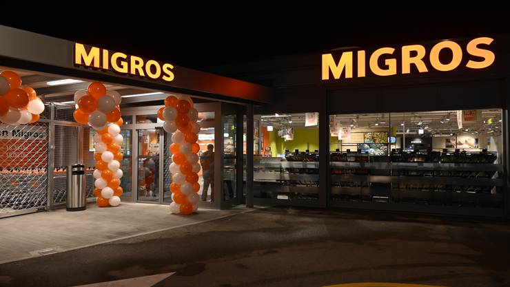 Neues Migros an der Baselstrasse in Solothurn