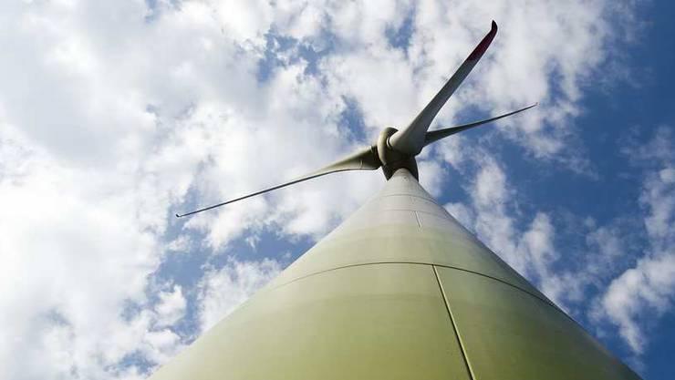 Im Kanton Aargau bestehen fünf Gebiete, die für die Windenergie geeignet sind. (Symbolbild)