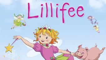 Schwein statt Äffchen: Prinzessin Lillifee liebt's rosarot. Auch das ist erlaubt.