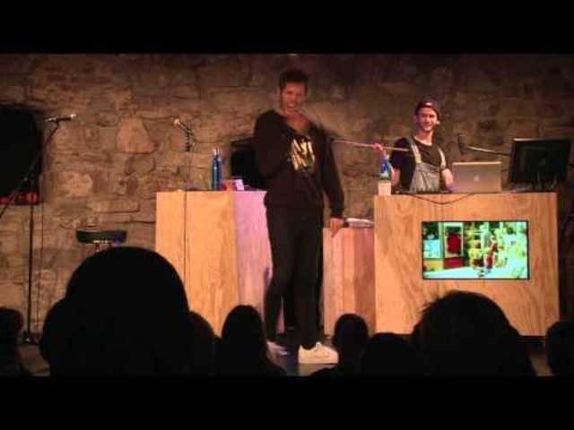 ELEKTRISCH. Das neue Programm von Laurin Buser (TRAILER)
