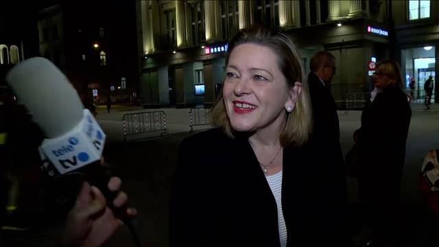 Heidi Z'graggen: «Ich bin zuversichtlich»