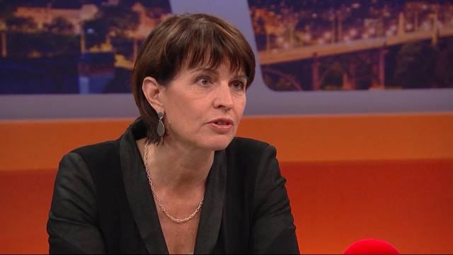 Leuthard: «Susanne Ruoff hat mein Vertrauen»