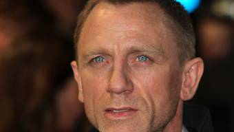 Lässt seine Arbeit für sich sprechen: Daniel Craig (Archiv)