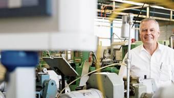 Traditionsbetrieb Vereinigte Pignons Fabriken AG in Grenchen
