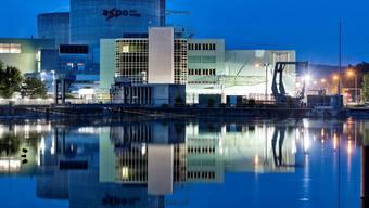 Die beiden Blöcke des Atomkraftwerks Beznau produzieren seit über 40 Jahren Strom. Keystone