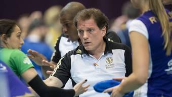 Trainer Avital Selinger scheitert mit Volero