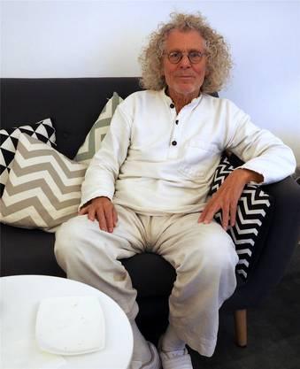 Rainer Langhans War Star Hippie Während Andere Zur Knarre Griffen