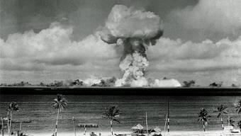 Atomwaffen richten unglaubliches Leid an – hier war es nur ein Test.