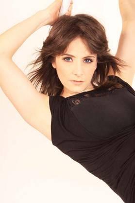Corinne Cueni, passionierte Tänzerin