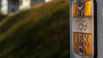 Die AEK, hier schon auf Gemeindegebiet von Oberdorf, beschäftigte den Gemeinderat von Obergerlafingen. Hanspeter Bärtschi