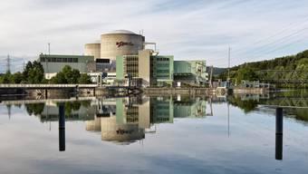 Greenpeace verlangte bereits im Februar 2015 die Einsicht in Dokumente des Atomkraftwerks Beznau. (Archivbild)