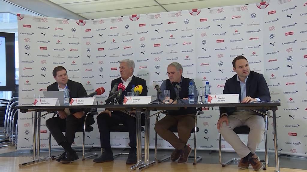 Bleibt Vladimir Petkovic Nati-Trainer?