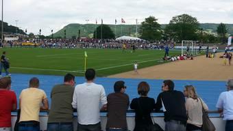 Der Axpo Aargauer Cupfinaltag.
