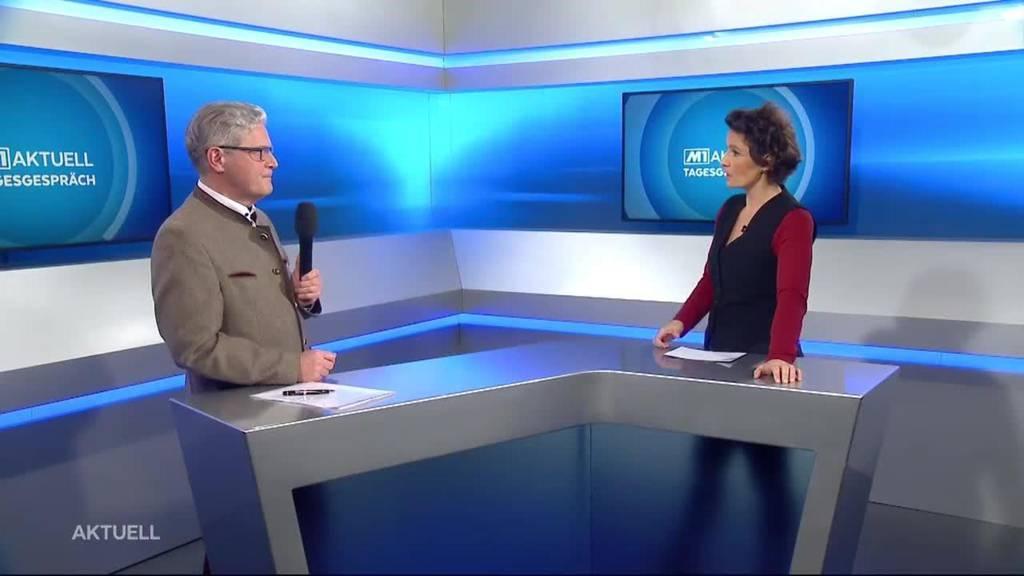 Peter Oesch zu den neuen Gastro-Corona-Massnahmen