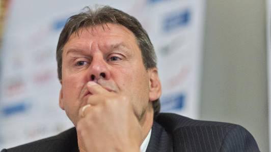 FCA-Vizepräsident Roger Geissberger