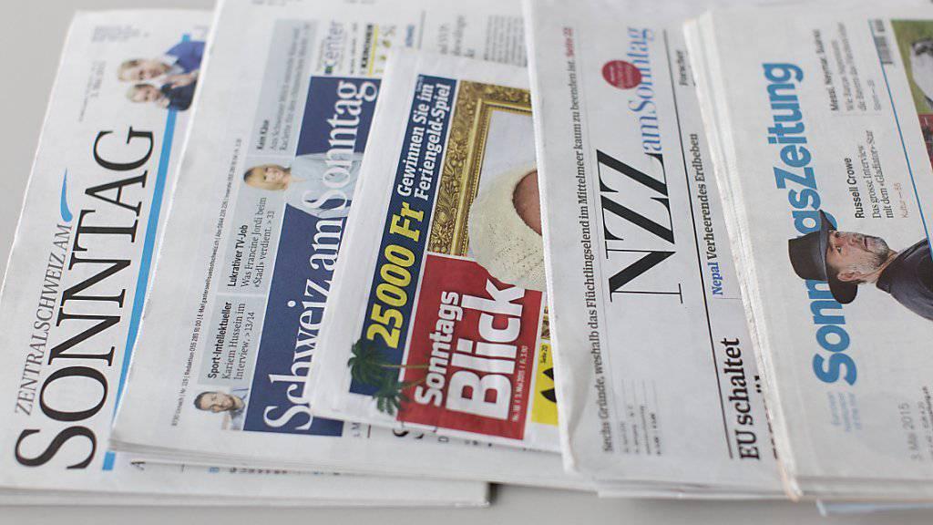 Die FIFA liefert auch diesen Sonntag Stoff für Schlagzeilen in der Presse (Archivbild).