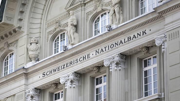SNB steht für Schweizerische Nationalbank. Beim Bund gibt es viele offizielle Abkürzungen.