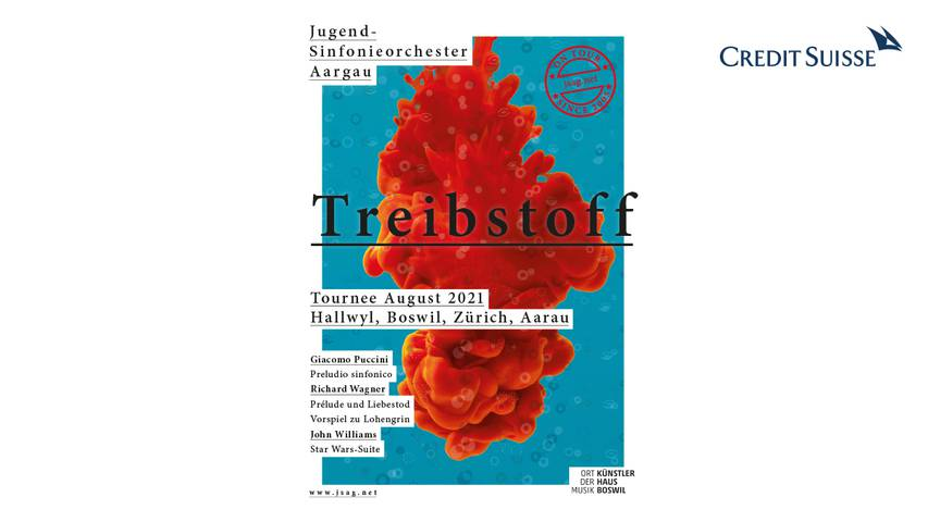 Credit Suisse verlost 20x 2 Tickets