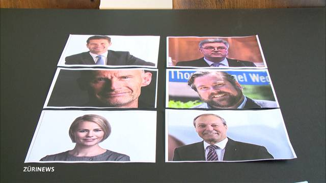 Regierungsrats-Kandidaten fast komplett