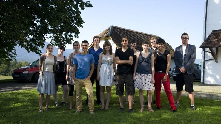 Die Träger des Anzeiger Kulturförderpreises 2011.
