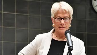 Carla Del Ponte an der FHNW