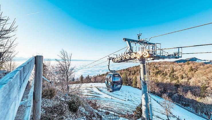 Der Weissenstein ist der Aussichtsberg in Solothurn. Da muss man gewesen sein, sagt Jürgen Hofer. Rauf kommt man zu Fuss oder per Seilbahn: «Man sieht vom Säntis bis zum Mont Blanc.» Man kann den Planetenweg erkunden, wandern, Wintersport treiben, im Restaurant fein essen «oder im wunderbaren Hotel übernachten und traumhafte Sonnenaufgänge erleben».